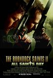 The Boondock Saints II All Saints Day Cover